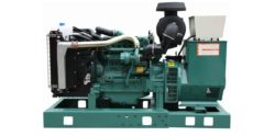 Labscand volvo penta diesel power station — mini