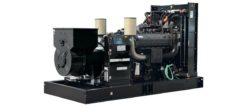 diesel genset labscand with MTU engine — mini