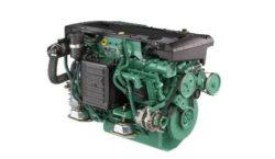 Volvo Penta D4 Marine Diesel Engine mini